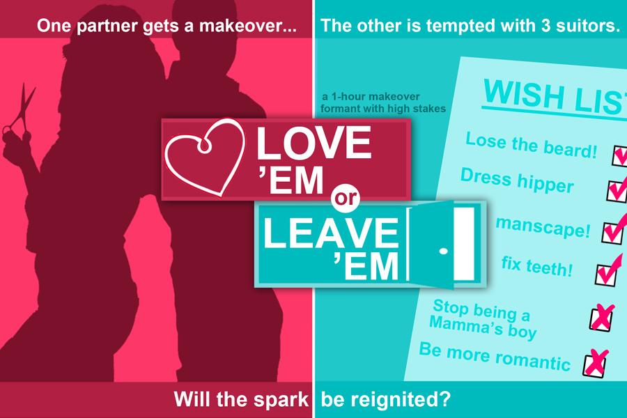 Love Em or Leave Em