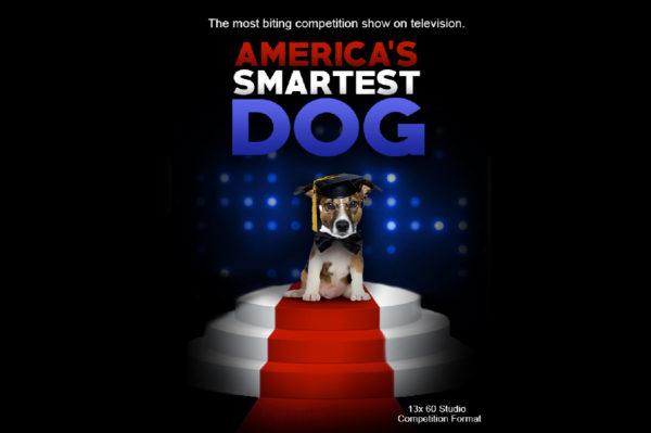 AMERICA'S SMARTEST DOG